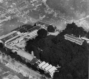Studios Épinay-sur-Seine en 1931 (D.R)